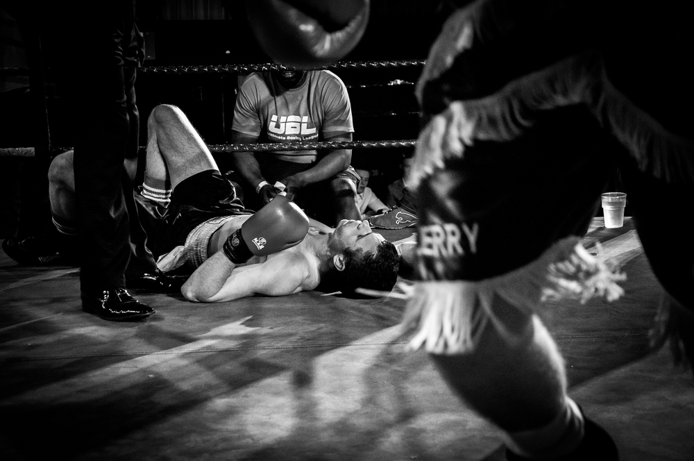 Documentary Photographer Boxing