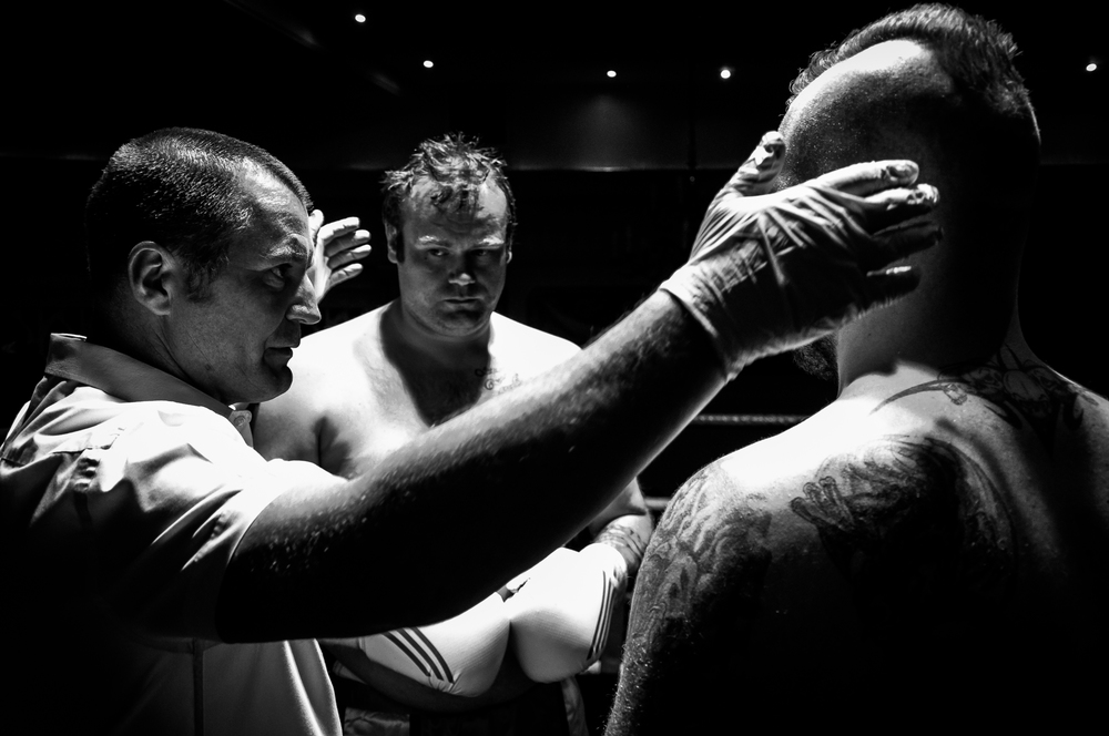 Documentary Photographer Boxer