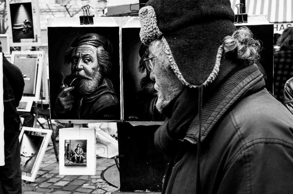 Paul Hands Street Photography Hinckley Leicestershire Midlands England