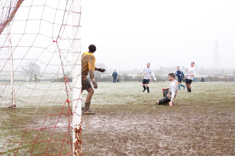 Documentary Photographer Football