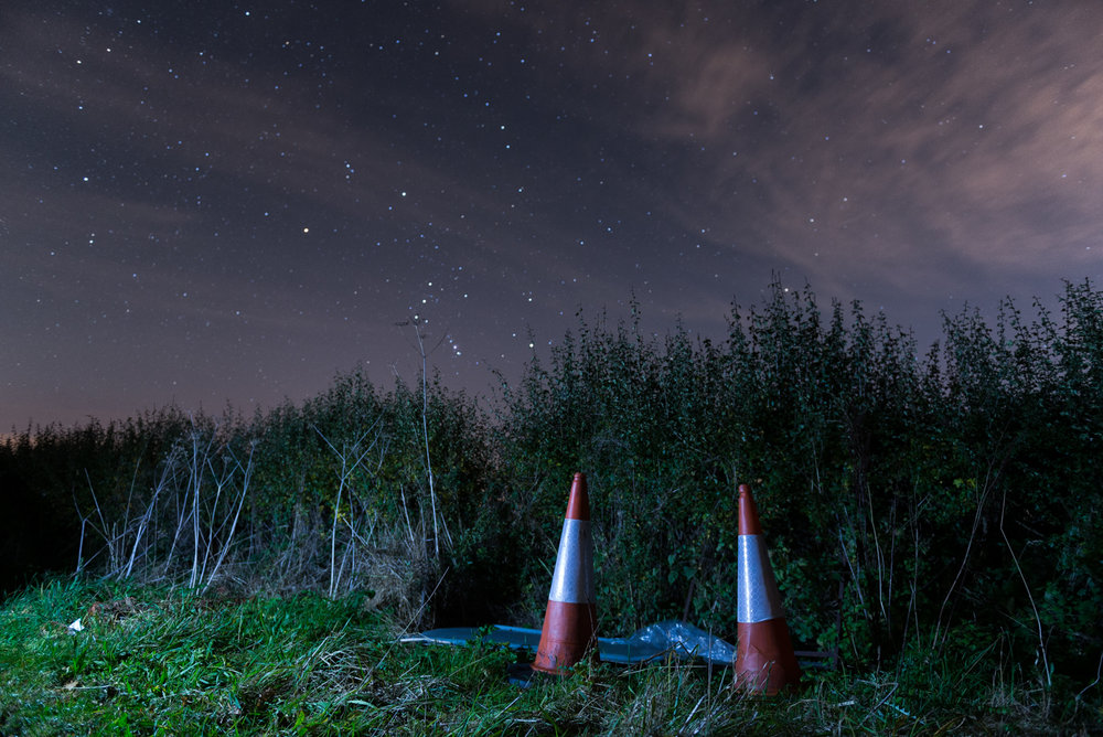 Landscape Photographer, Paul Hands Photography, Professional, Night, Stars, Hinckley, Leicestershire, Midlands, England, United Kingdom, Great Britain