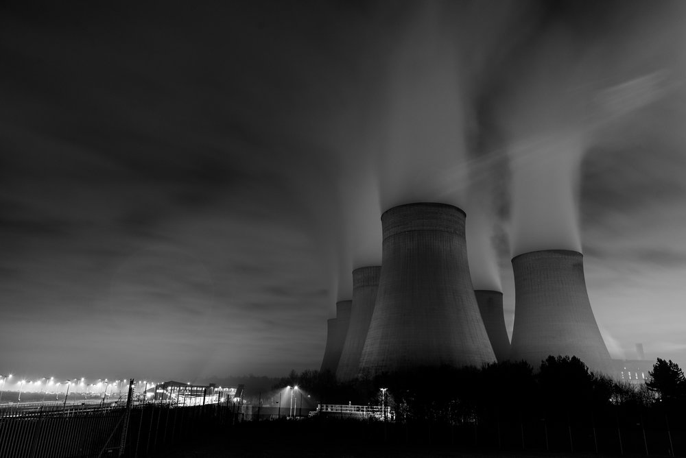 Ratcliffe On Soar Power Station, Landscape Photographer, Paul Hands Photography, Professional, Night, Stars, Hinckley, Leicestershire, Midlands, England, United Kingdom, Great Britain