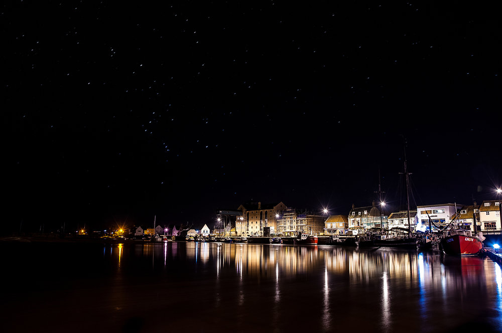 Wells, Next The Sea, Landscape Photographer, Paul Hands Photography, Professional, Night, Stars, Hinckley, Leicestershire, Midlands, England, United Kingdom, Great Britain