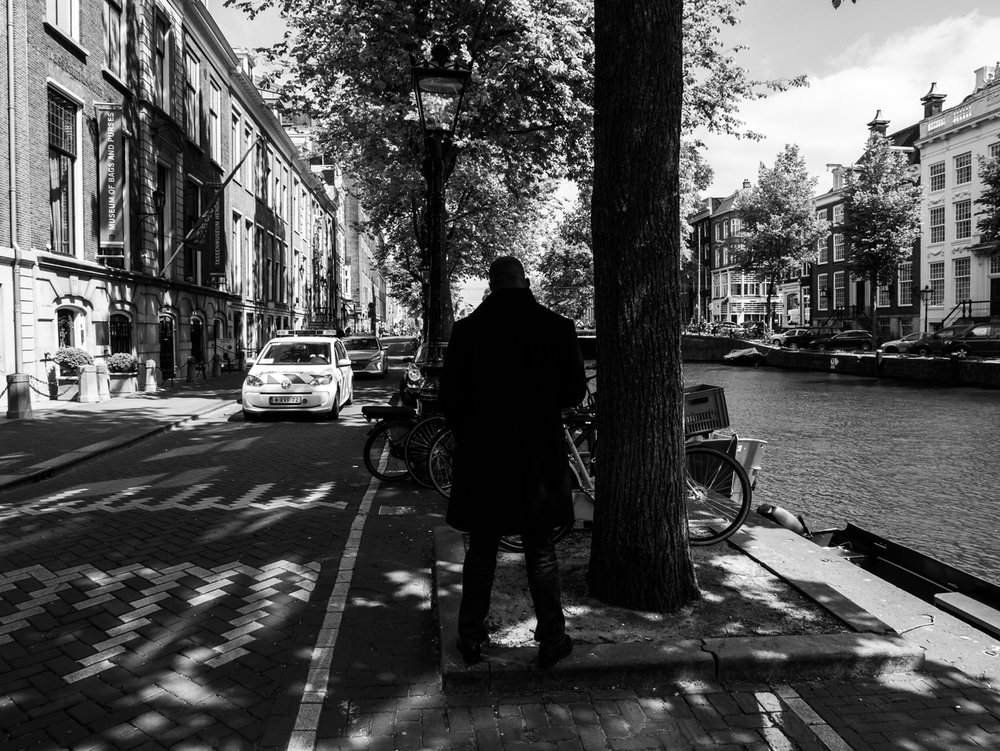 UK Street Photographer Amsterdam