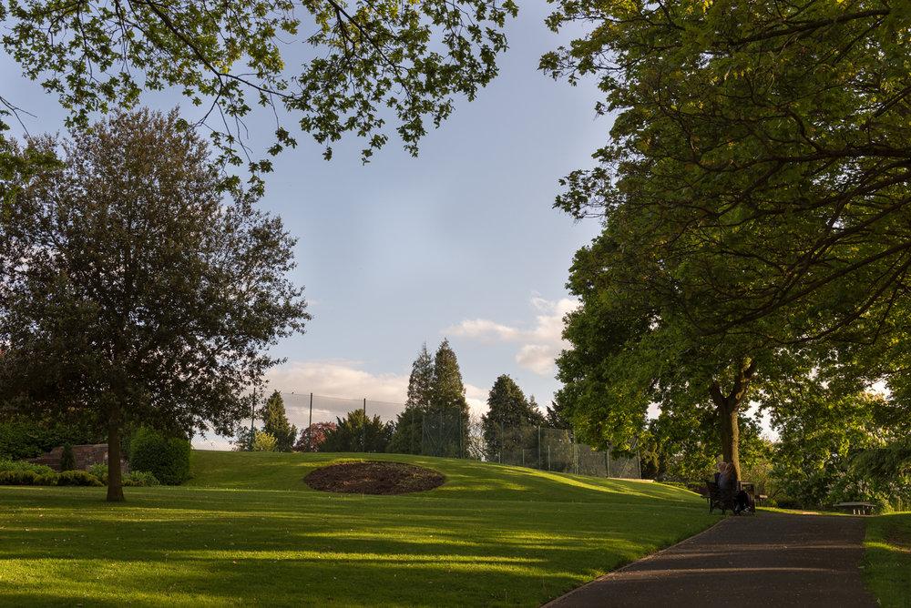 Hollycroft Park, 2015
