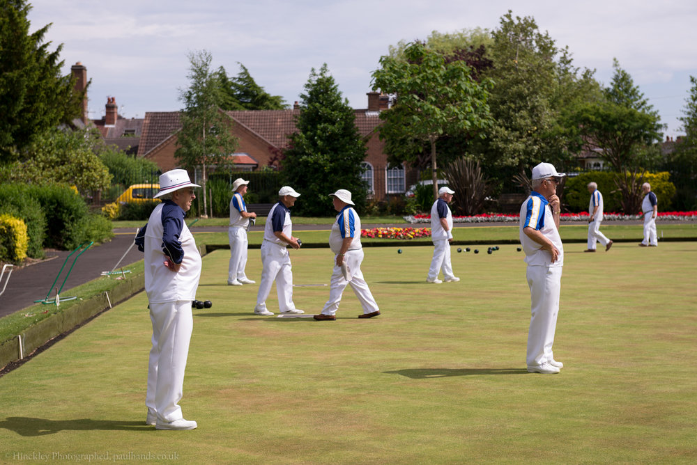 The Bowlers