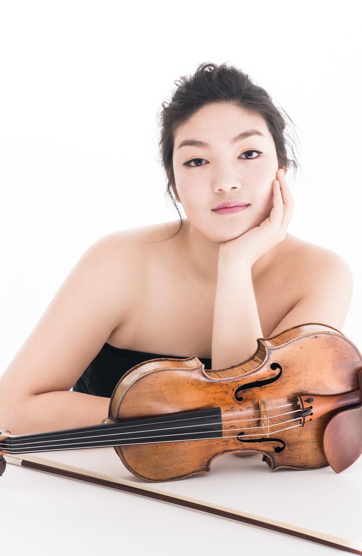 Jinjoo Cho, violin