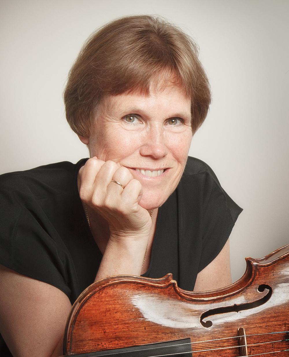 Barbara Westphal, viola