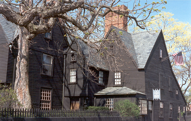 The House Of The Seven Gables Objectidea