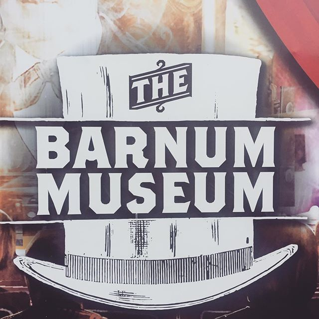 Great kickoff to #nema2018 at the @barnummuseum. Tom Thumb's clothes, a centaur, and a mermaid, all in a museum staying strong after being hit by a string of natural disasters. #museum #thegreatestshowman #ptbarnum #nema #bridgeportct
