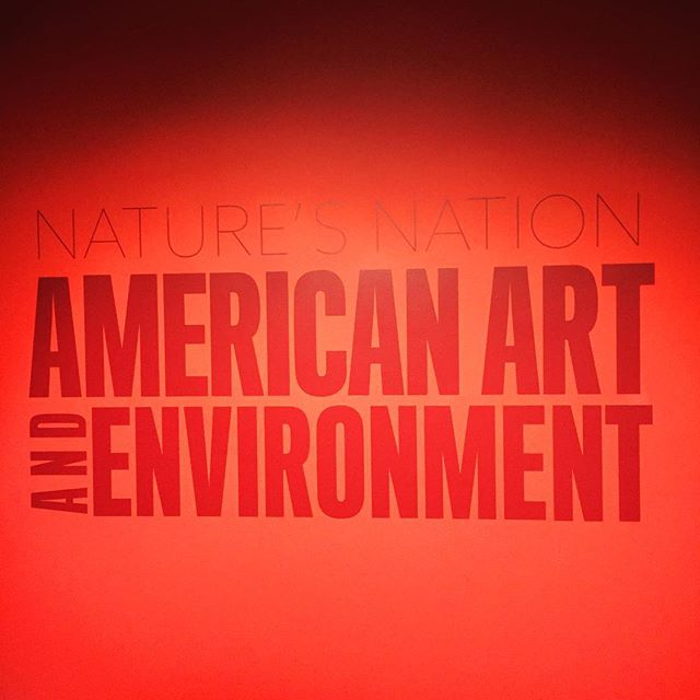 Can't miss an exhibit at our hometown @peabodyessex. We had a great day at Nature's Nation before a sneak peek tour at the incredible new addition opening up in September. #salemmassachusetts #museum #environment #exhibitdesign #salemma #art #artmuseum #naturesnation
