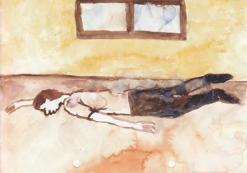 Sleep Where I Fall 2012