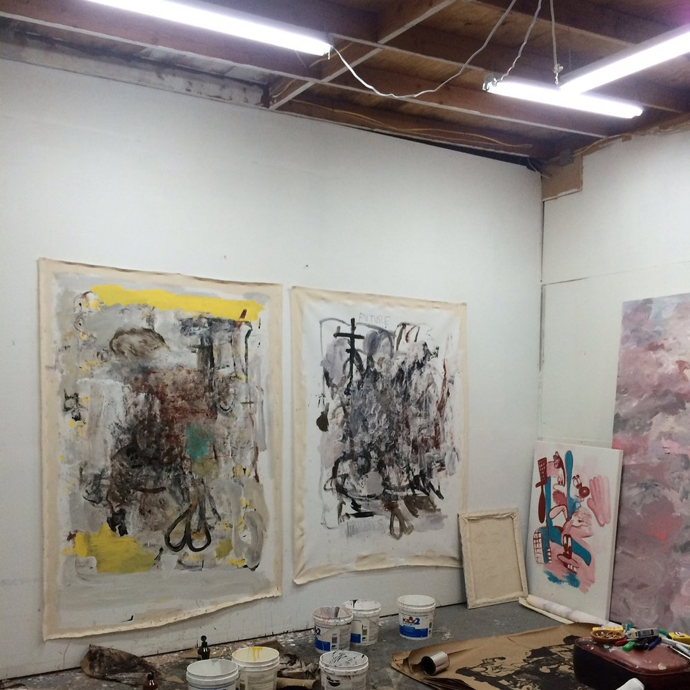 Studio View Los Angeles, Ca. 2016