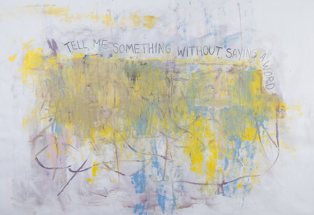 Let's Sit A Bit Quieter ( Telepathic) 2017