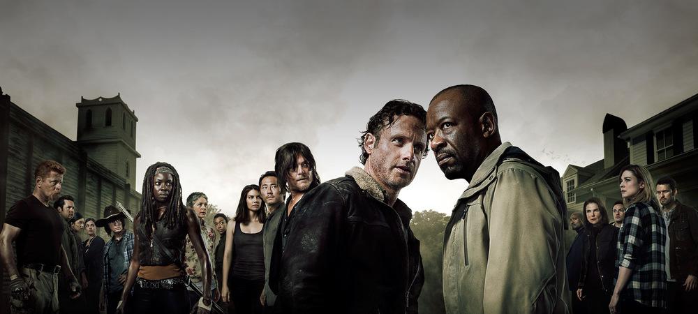 The Walking Dead ha empezado la sexta temporada con mucha acción y tensión