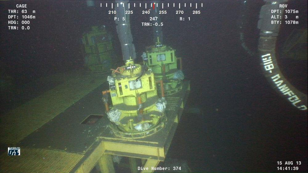Flowline Subsea