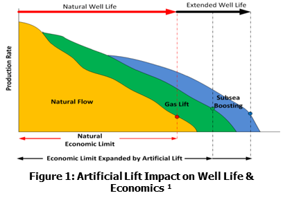 Artificial Lift Impact on Well Life & Economics