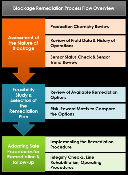 blockage remediation plan