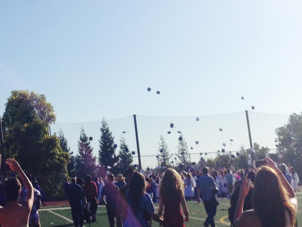 PHS Graduation    -Louis