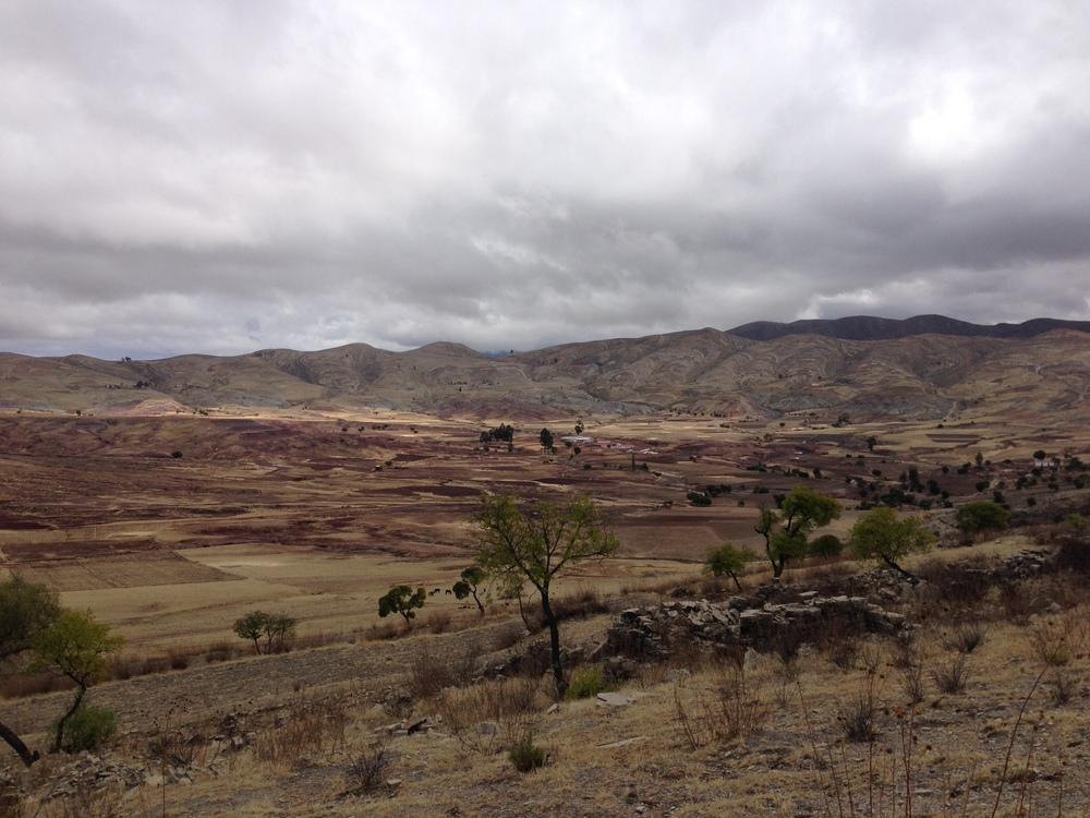 Actual Marawa near Sucre