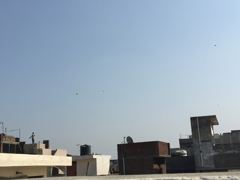 Kites over Amritsar