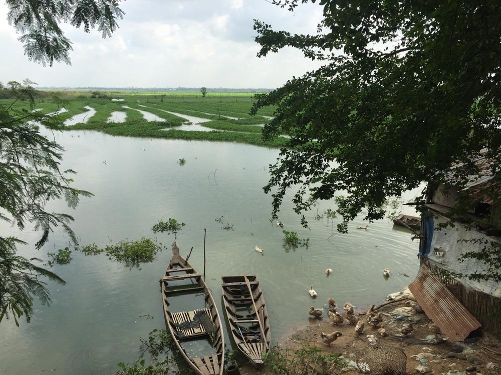More rural Cambodia