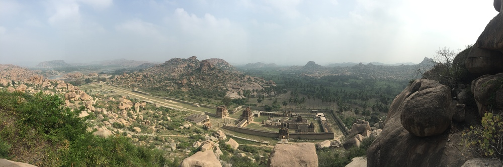 From Goa, I went to Hampi, an archeological site 8 hours away. There is some pretty incredible stuff here.