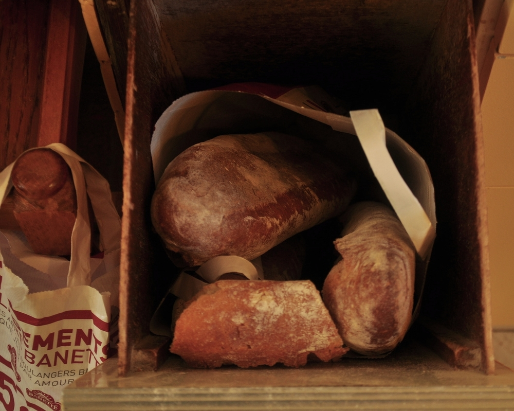 bread box - I'll miss you and your endless crusty loaves