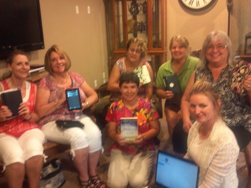 Christian Fiction Book Club