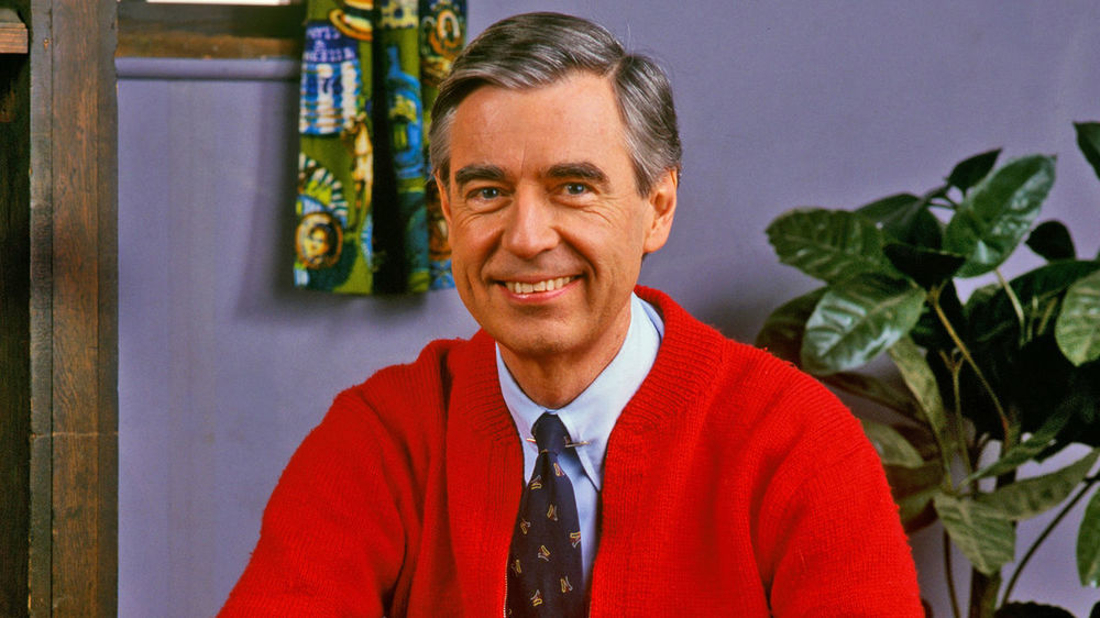 Fred Rogers  Mr. Rogers Neighborhood  (aired from1968-2001) posted by Kevin Boyd