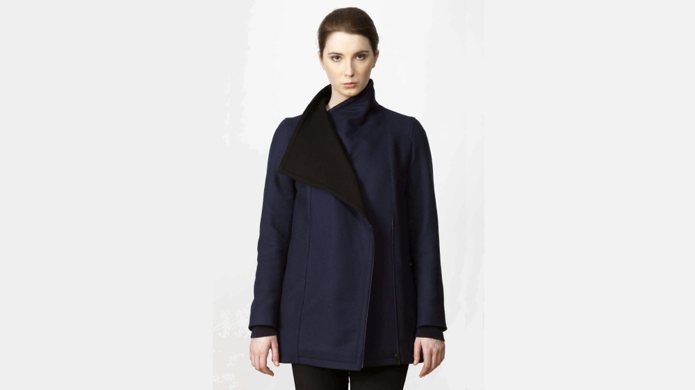 Coats Factory Zoom Navy Blue_Black short Coat_FW 14_15 1024.jpg