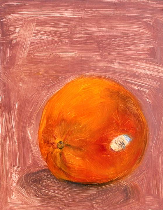 mauve orange