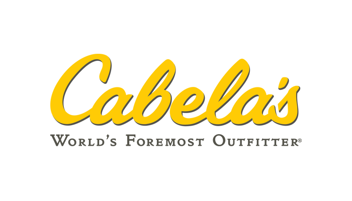 HUGE SHOUT OUT FOR CABELA's and their support of this gun raffle as SPONSOR. THANK YOU CABELA'S!!