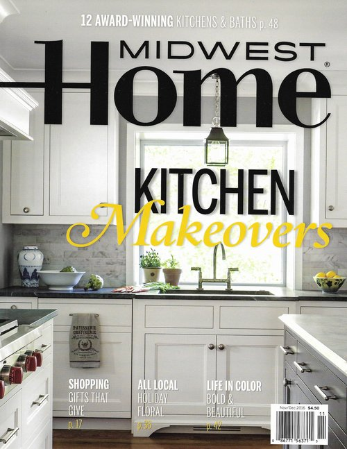 midwest homes \'nov. / dec. 2016\' issue / photo styling — Marissa ...