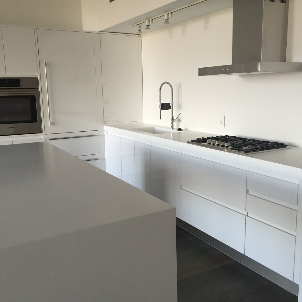 East Boston Kitchen — Structure Design and Build