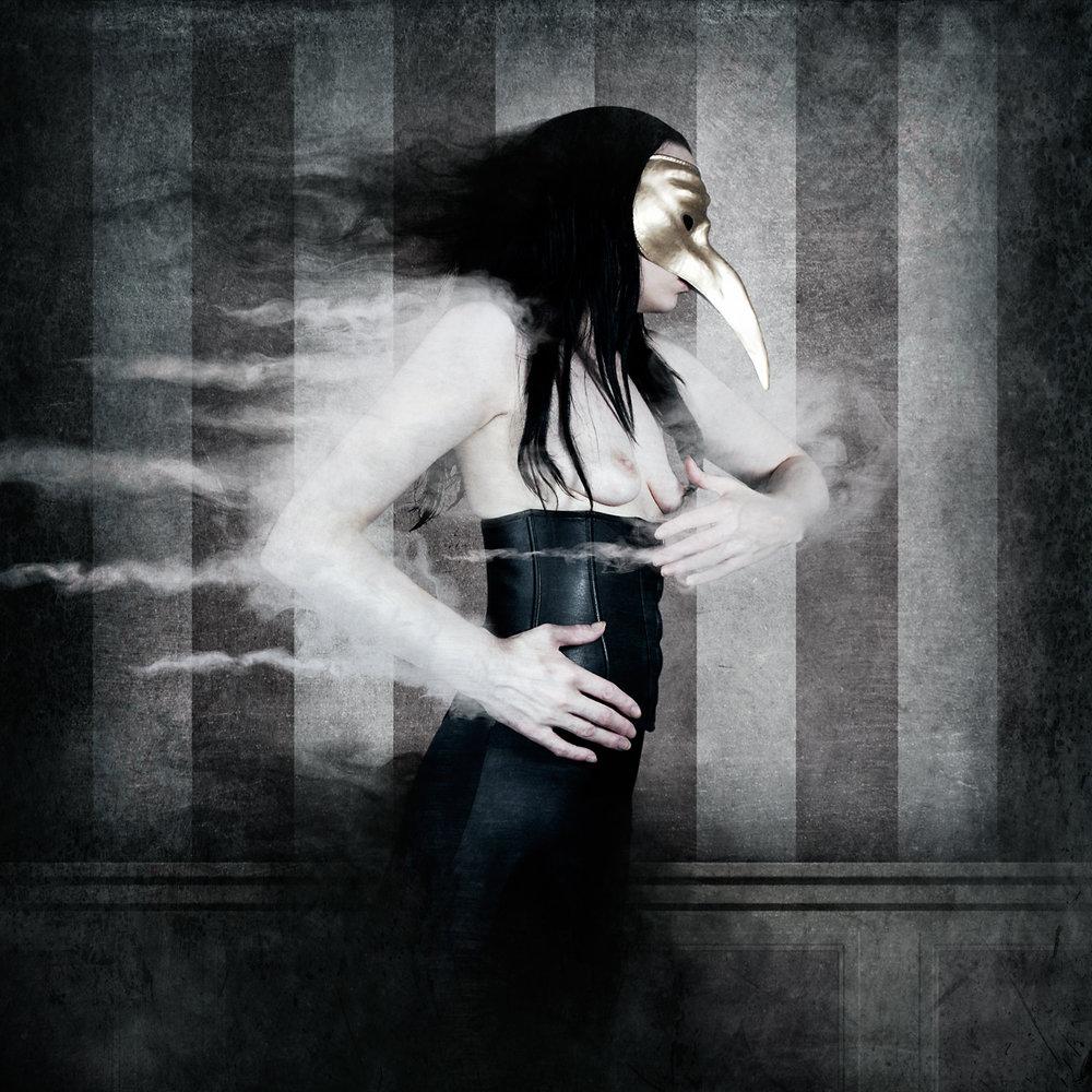 The Ethereal Dancer   Digital media, photography