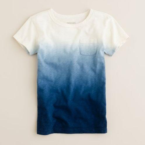 http://witandwhistle.com/2012/03/14/diy-dip-dyed-t-shirt/