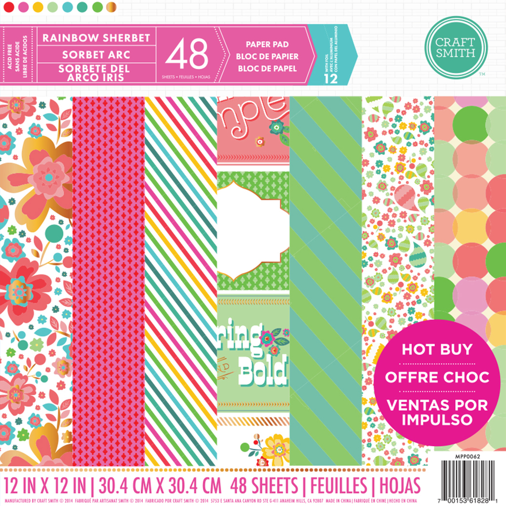 12 New Paper Pads At Michaels Craft Smith