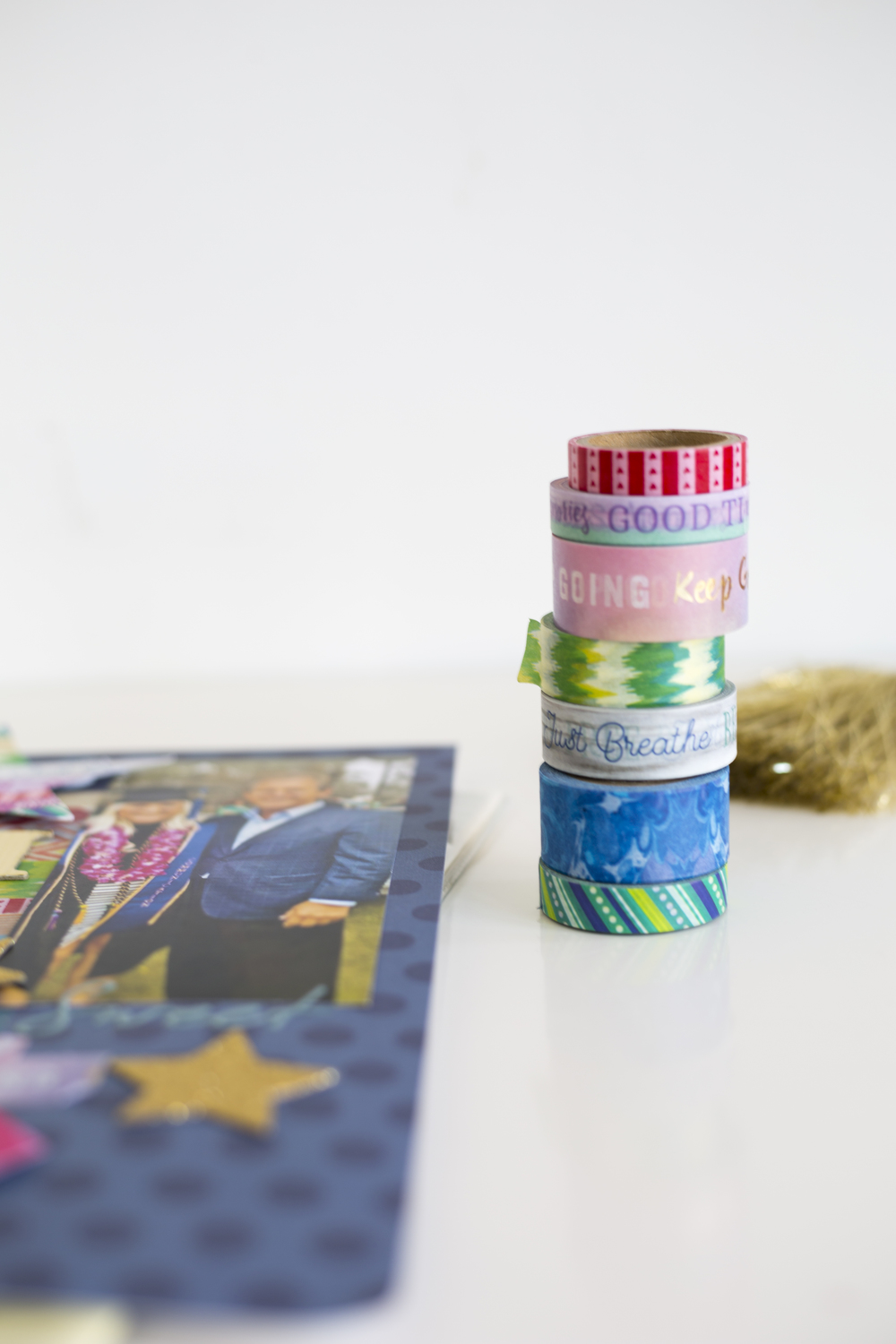 Love me some washi!  :)