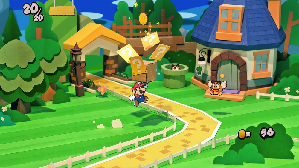 Paper Mario - Pitch C.D.