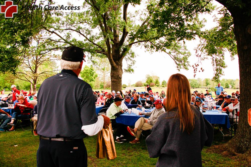 Golf Tournament in Lawrence, KS