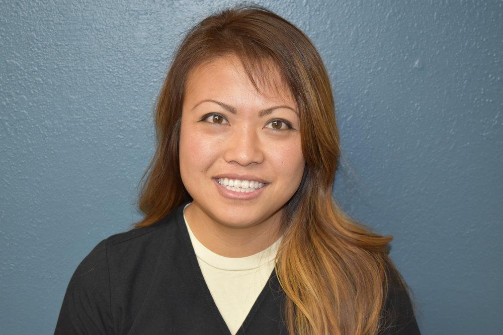 Thuy-Van Tran  Nurse Practitioner