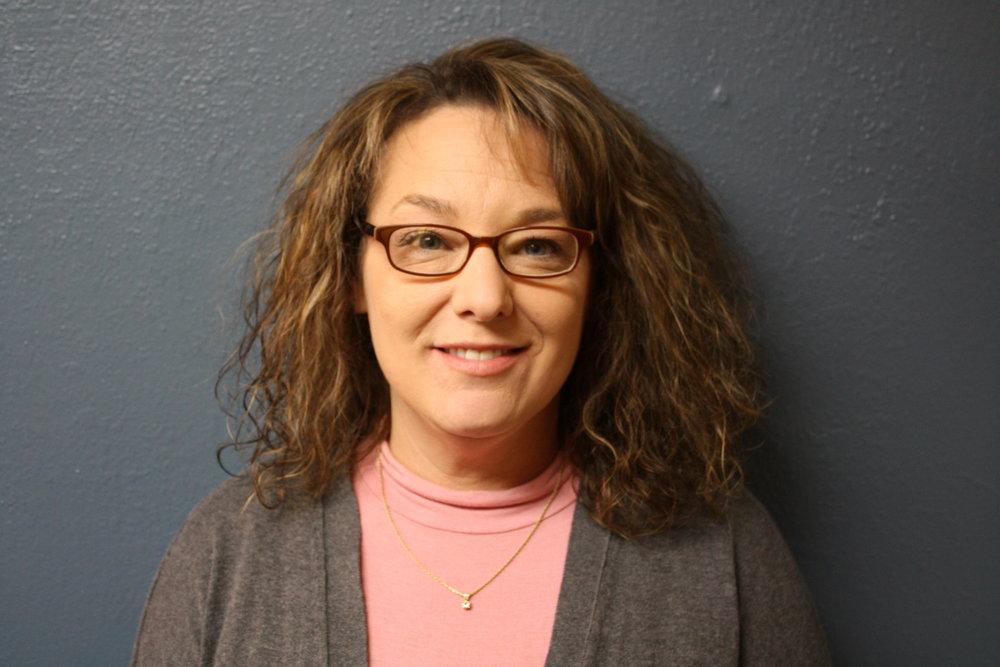 Candi Damron  Administrative Coordinator