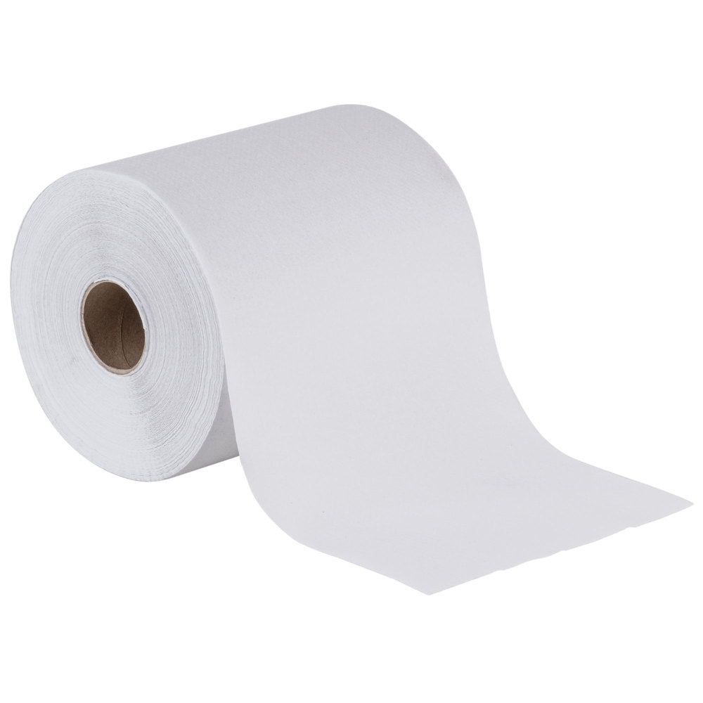 white roll