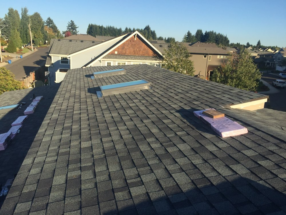 Roofing and Siding -
