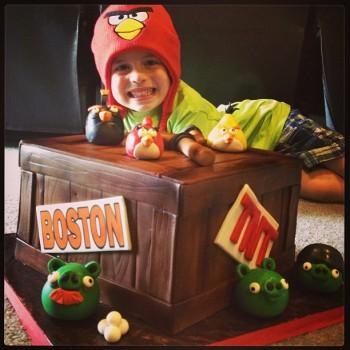 Boston's 4th Birthday