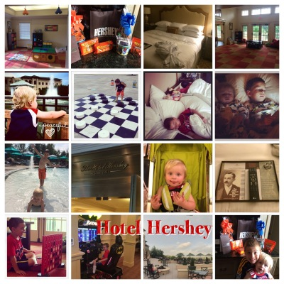 Our Hotel Hershey Adventure