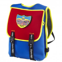 superhero backpack