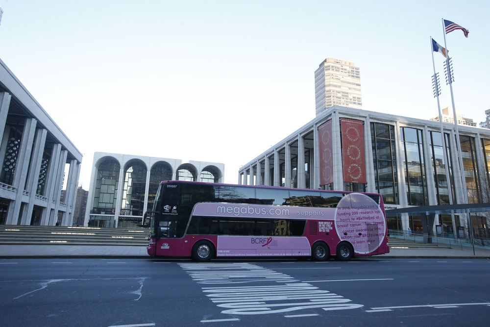 megabus pink