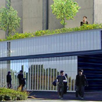 Waseda University Student Center